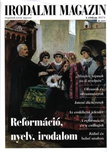 Literary Journal 2017/4. Reformation, Language, Literature