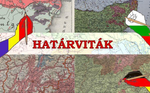 Az első világháború térképeken: Határviták