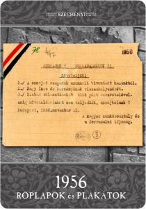 1956. Röplapok és plakátok