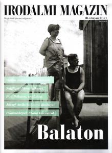 Literary Journal 2015/1. Lake Balaton