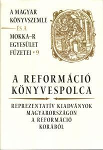 A reformáció könyvespolca