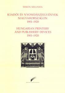 Kiadói és nyomdászjelvények Magyarországon 1901 – 1920
