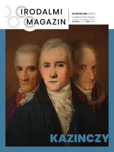 Irodalmi Magazin 2019/4. Kazinczy